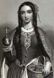 Matilda (Edith) of Scotland (c1080-1118)