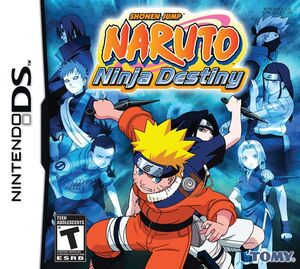 Naruto Ninja Destiny