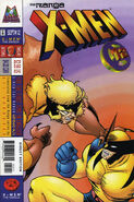 X-Men The Manga Vol 1 12