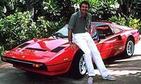Tom selleck ferrari
