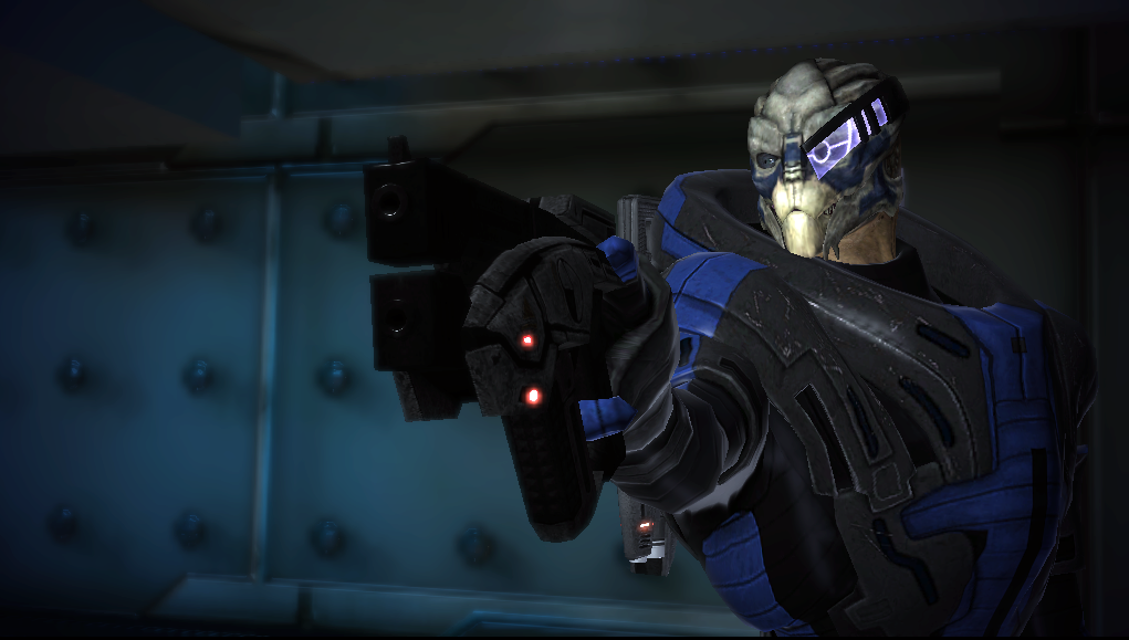 I am SO confused about all of this... (Major ending foreshadowing in Citadel DLC) - Page 3 Garrus3