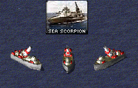 SeaScorpioninAction