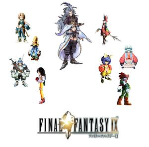 Final Fantasy IX Wallpaper