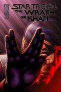 The Wrath of Khan issue 3 cover A