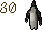Penguin agil icon