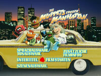 German-Die-Muppets-Erobern-Manhattan-DVD-Menu-Typo