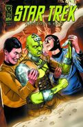 Missions End issue 4 cover