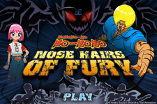 Bo-bobo Nosehairs of Fury