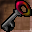Embossed Ashen Key Icon