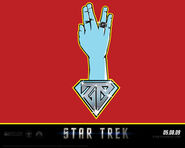Startrek (film) exclusive wallpaper 1