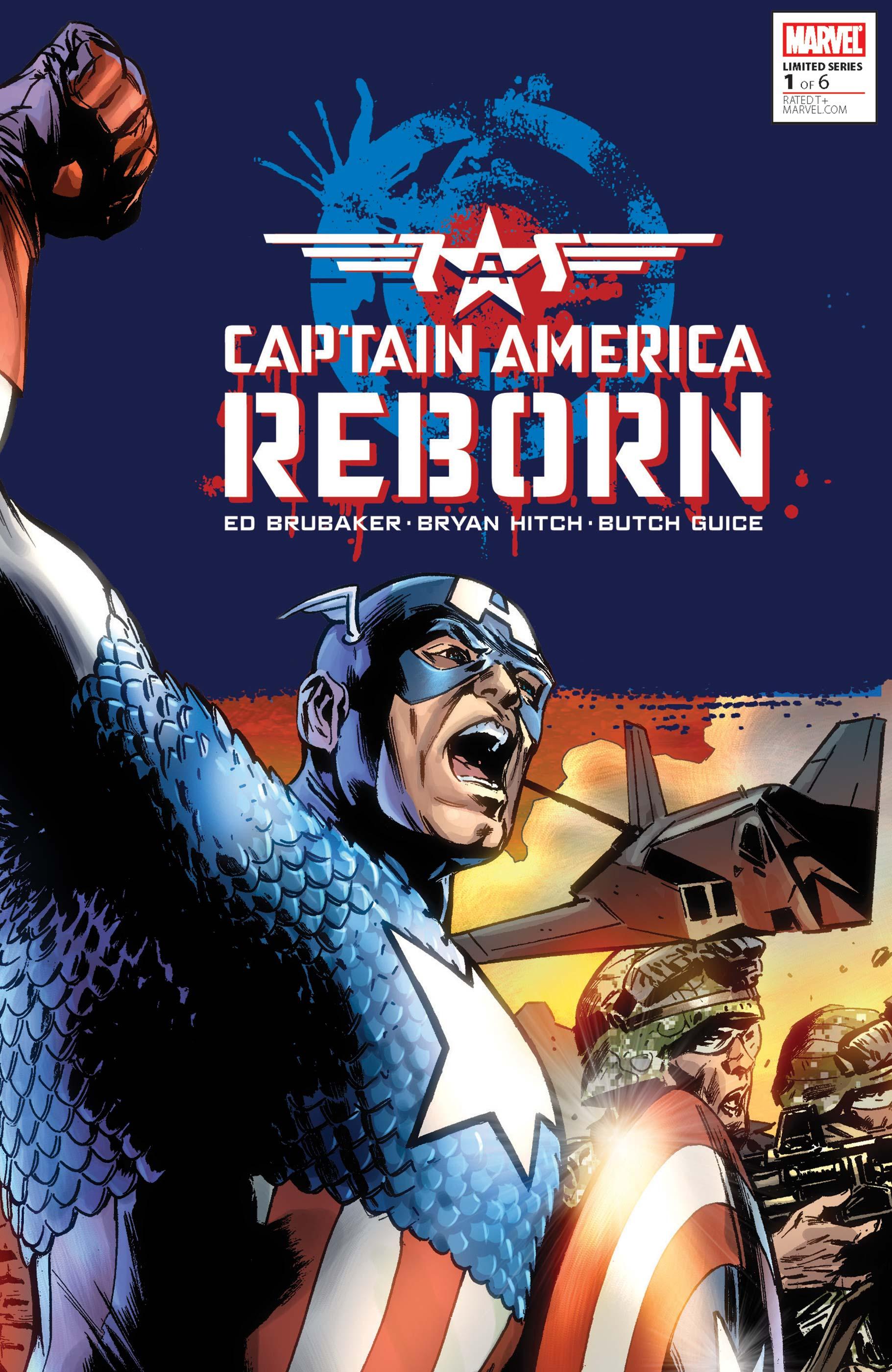 Comics Captain America Reborn Descargar Gratis
