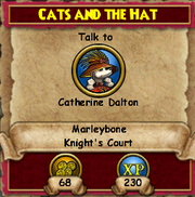Cats and the Hat