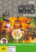 Battlefield australia dvd
