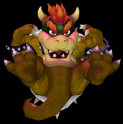 Bowser Bomb SSBM