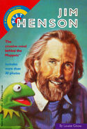 Meet Jim Henson by Louise Gikow