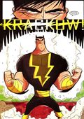 Black Adam Earth Magic of Shazam