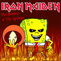 Iron maiden spongebob