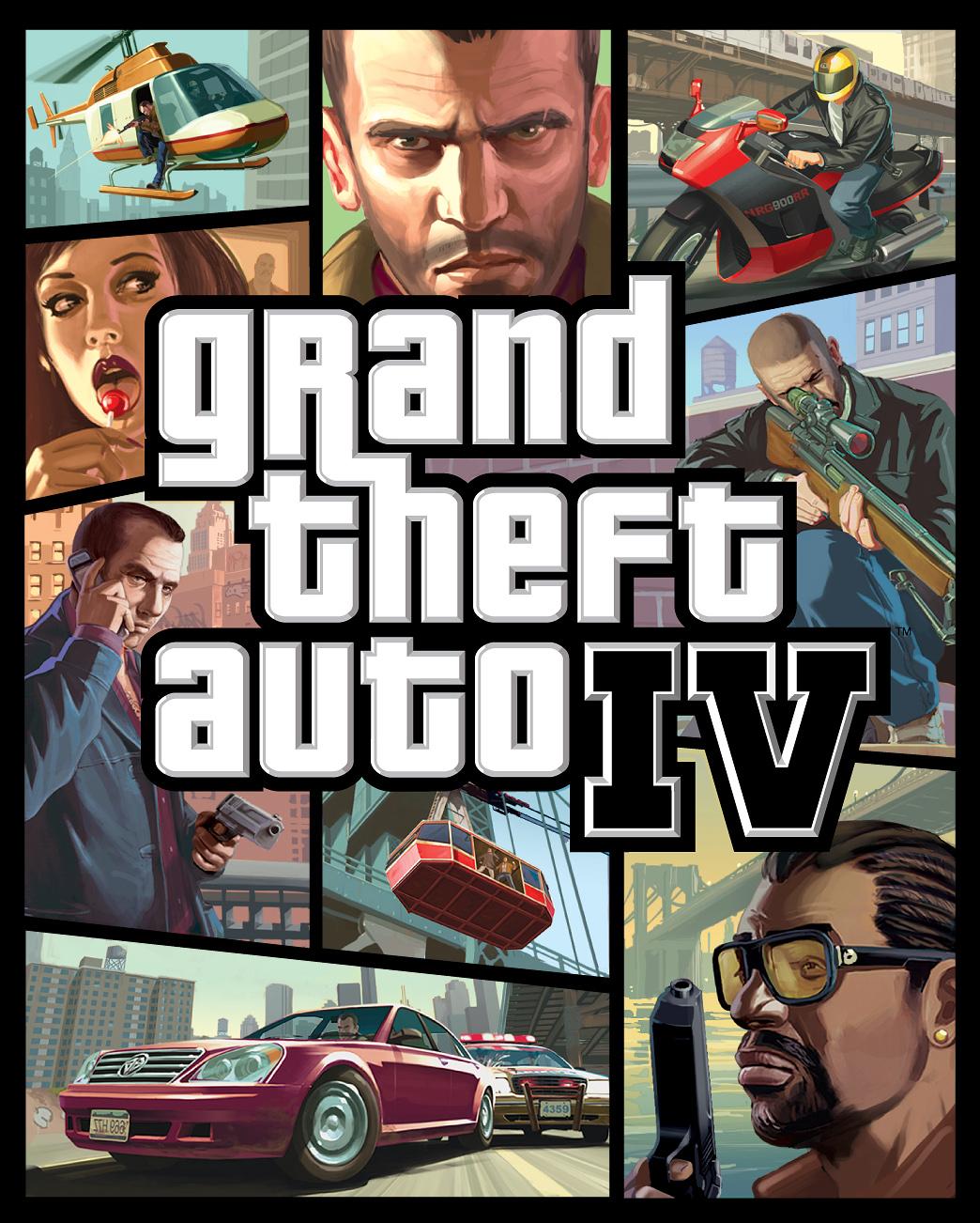 Grand theft auto iv grand theft auto wiki