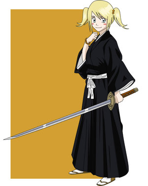 Bleach Female Captains