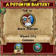 APotionforBartleby2-WizardCityQuests
