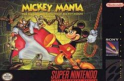 Snes mcieky