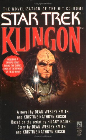 Cover Klingon Novel