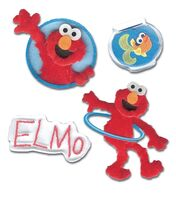 Scrapbook-Sticker-Elmo