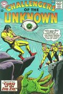 Challengers of the Unknown Vol 1 44