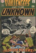 Challengers of the Unknown Vol 1 67