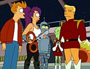 Futurama 206 - Brannigan Begin Again
