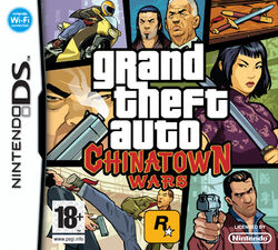 Grand Theft-Auto Chinatown Wars boitier DS