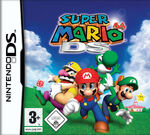 SM64DS Deutsches Cover