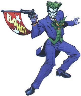 The Joker - Batman Wiki