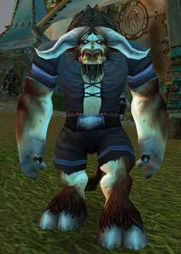 Tauren Commoner