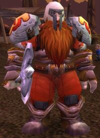 Ironforge Brigade Footman