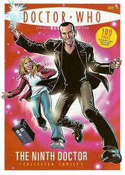 Dwm se ninth doctor collected comics