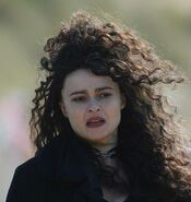 Bellatrix Deathly Hallows