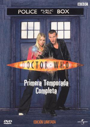 Complete first series spain dvd