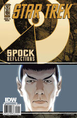Spock Reflections issue 1 cover