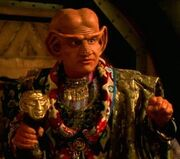 Neelix as grand proxy
