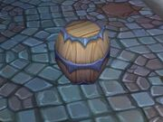 Cask of Dalaran Red