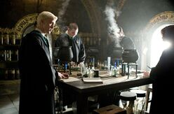 Draco potions sixth year 1