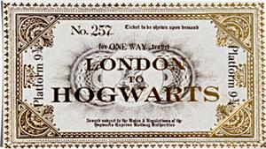 photo about Hogwarts Express Printable titled nessrinpovi