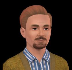 Simis Bachelor (The Sims 3)