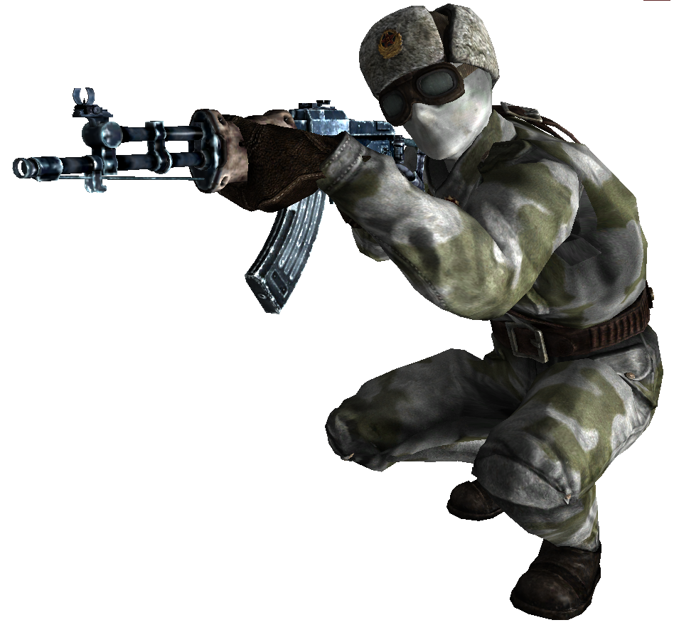 Fo3OA Chinese Rifleman