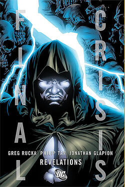 Final Crisis Revelations Graphic Novel