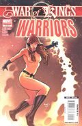 War of Kings Warriors Vol 1 2