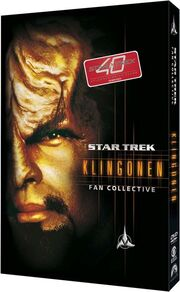 Fan Collective Klingonen DVD