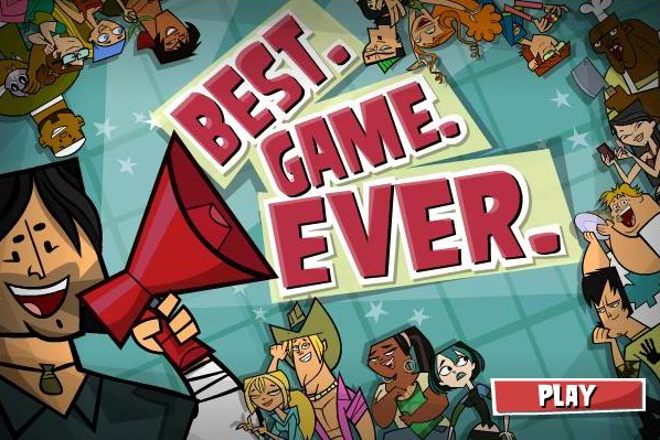 Total Drama Island Best Game Ever Play