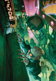 Invasion 5 Cover